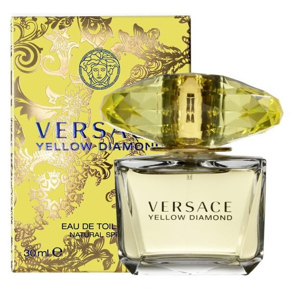 Versace Yellow Diamond Eau De Toilette 30ml Smartmom Bangladesh