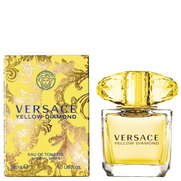 Versace Yellow Diamond Eau De Toilette 30ml2 Smartmom Bangladesh