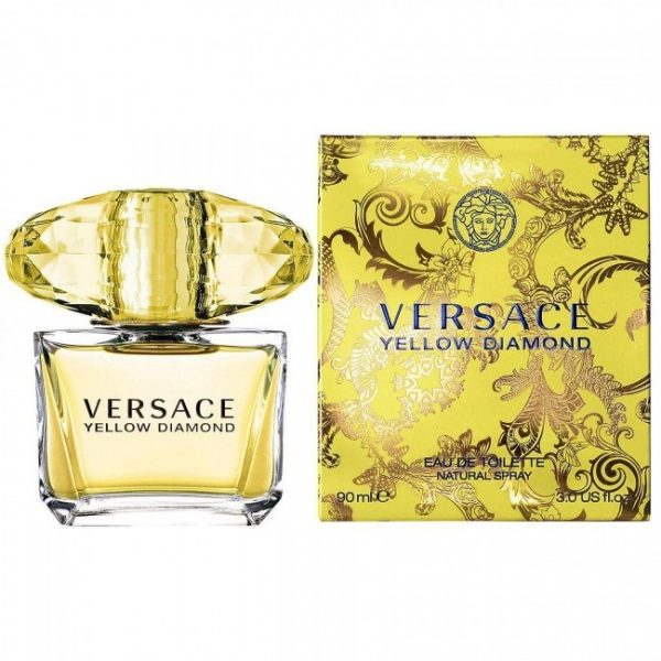 Versace Yellow Diamond Eau De Toilette 30ml3 Smartmom Bangladesh