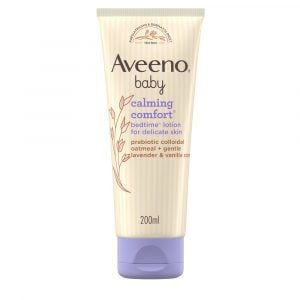 Aveeno Baby Calming Comfort Bed Time Lotion 200ml Smartmom Bangladesh