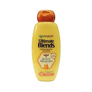 Garnier Ultimate Blends The Strength Restorer Honey Treasures Shampoo 360ml Smartmom Bangladesh