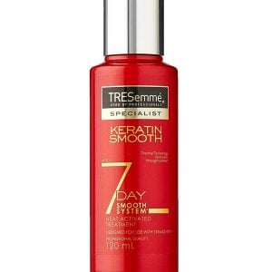 Tresemme Keratin Smooth 7 Day Smooth System Heat Activated Treatment 120ml1 Smartmom Bangladesh