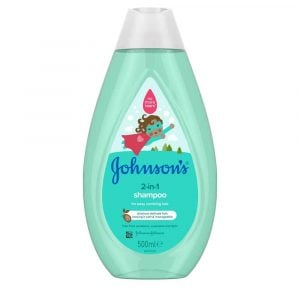 Johnson's 2 In 1 Shampoo 500ml Smartmom Bangladesh