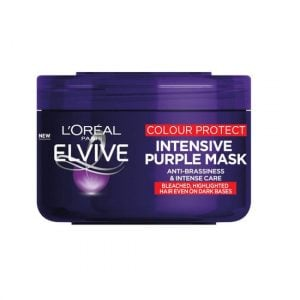 L'oreal Elvive Colour Protect Anti Brassiness Purple Hair Mask 250ml Smartmom Bangladesh