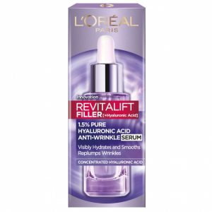 L'oreal Paris Revitalift Filler 1.5% Pure Hyaluronic Acid Serum 30ml Smartmom Bangladesh