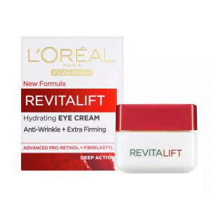 L'oreal Paris Revitalift Hydrating Eye Cream Anti Wrinkle Extra Firming 15ml Smartmom Bangladesh