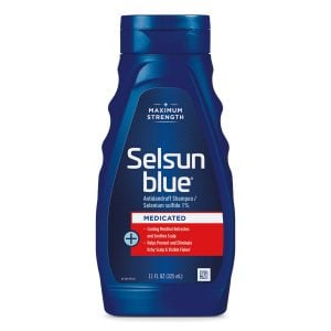 Selsun Blue Medicated Maximum Strength Anti Dandruff Shampoo For Men 325ml Smartmom Bangladesh