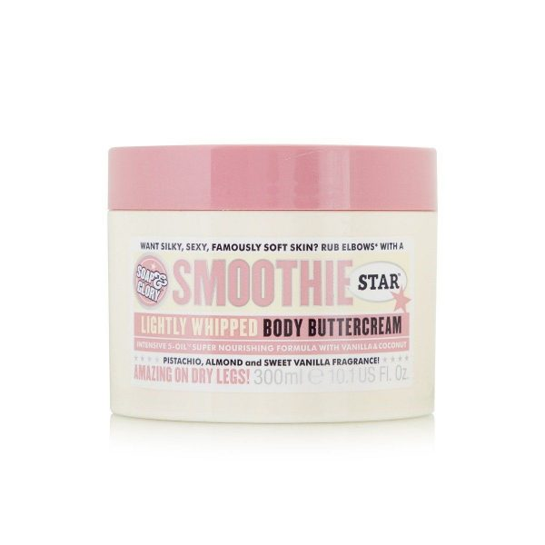 Soap & Glory Smoothie Star Lightly Whipped Body Butter 300ml1 Smartmom Bangladesh