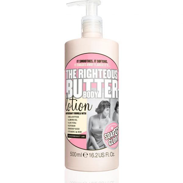 Soap & Glory The Righteous Butter Body Lotion 500ml Smartmom Bangladesh
