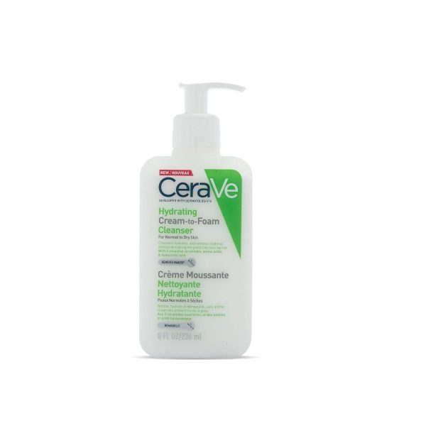Cerave Hydrating Facial Cleanser For Normal To Dry Skin Smartmom Bangladesh
