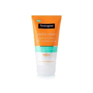 Neutrogena Visibly Clear Spot Proofing 2 In 1 Wash Mask Smartmom Bangladesh