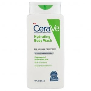 Cerave Hydrating Body Wash For Normal To Dry Skin 296ml Smartmom Bangladesh