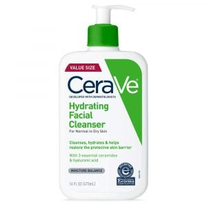 Cerave Hydrating Facial Cleanser For Normal To Dry Skin 473ml Smartmom Bangladesh