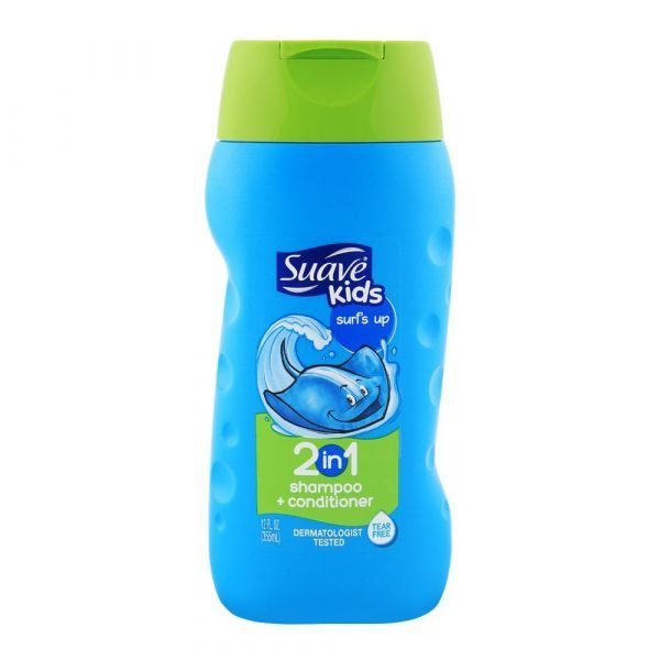 Suave Surf's Up 2 In 1 Shampoo And Conditioner 355ml Smartmom Bangladesh