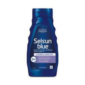 Selsun Blue 2 In 1 Cleans And Conditions Maximum Strength Dandruff Shampoo 325ml Smartmom Bangladesh